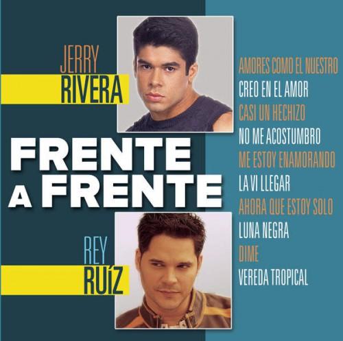 00.Jerry Rivera & Rey Ruiz - Frente A Frente (2015)