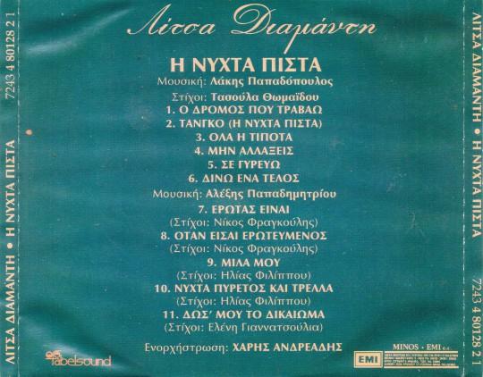 Διαμάντη - Η Νύχτα Πίστα (1993)-2