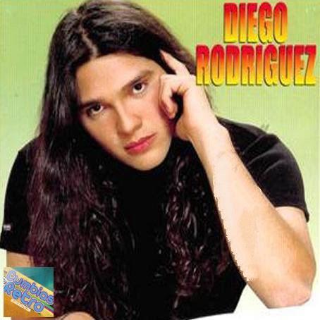 Diego Rodríguez - Te Dí Mis Besos (1998)