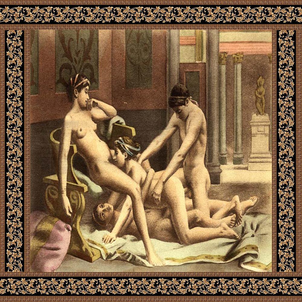 видео средневековая эротика