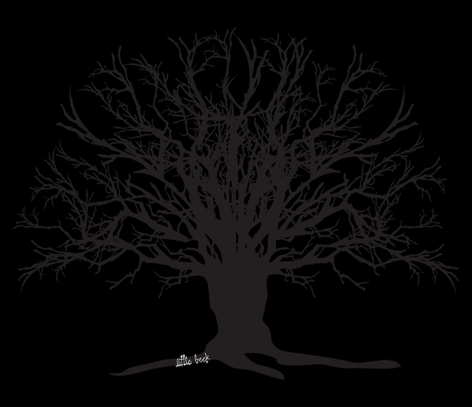 черное дерево картинка сочетании джинсами, наряд