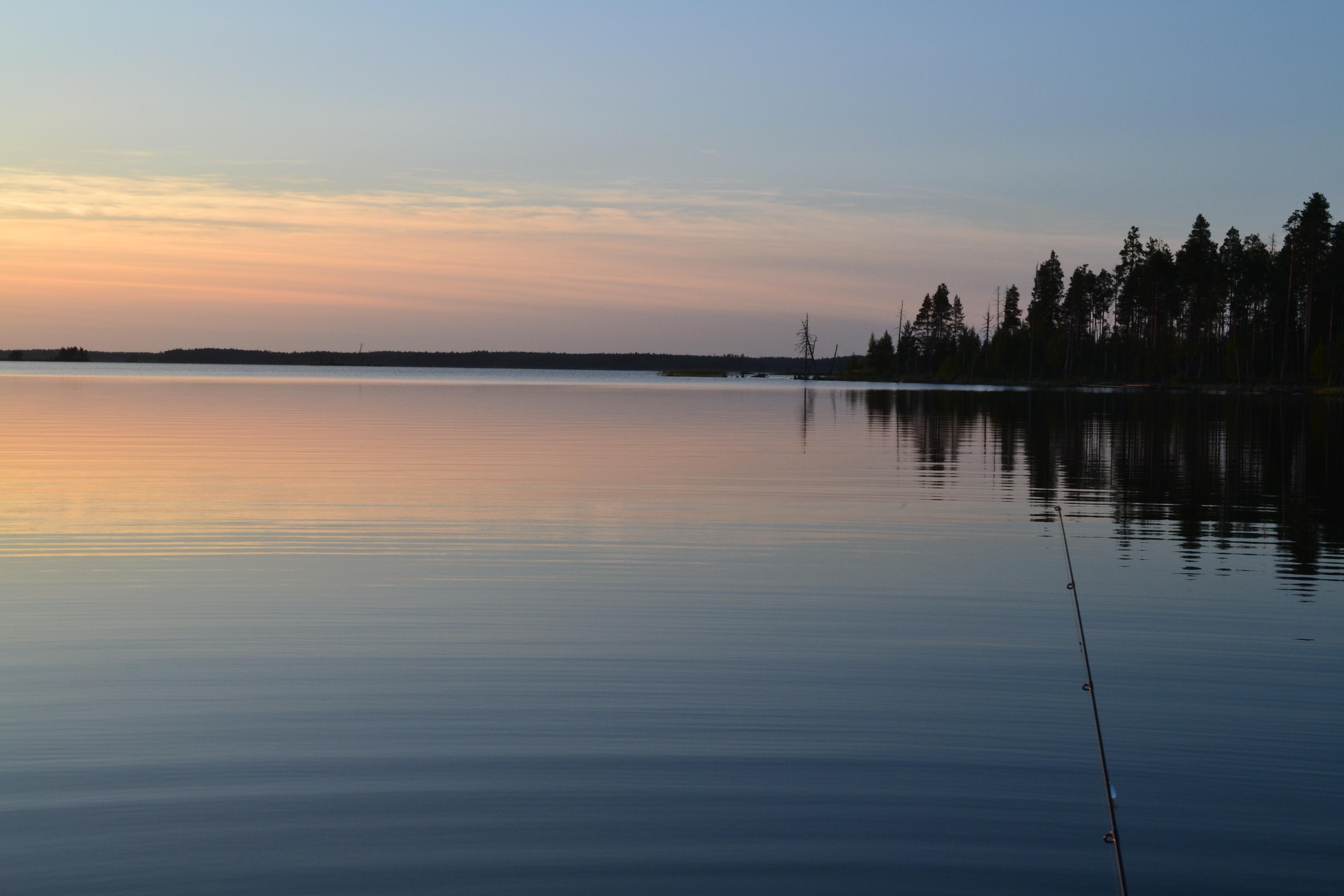 Карелия муезерский район рыбалка