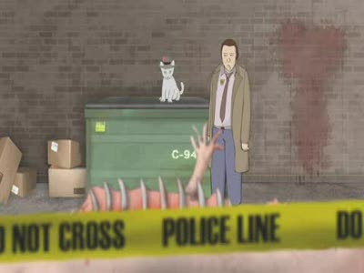 Detective Mittens: The Crime Solving Cat