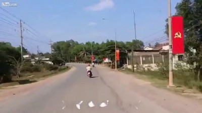 Riding Drunk in Vietnam!