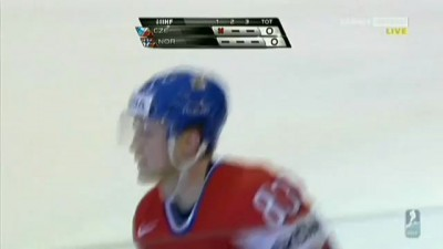 Czech Republic - Norway Shootout IIHF 2012