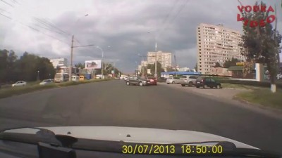 Car Crash Compilation HD #33 | Russian Dash Cam Accidents NEW AUGUST 2013