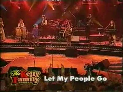 Kelly family-Let my people go(live at lorelei)#29
