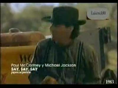 Paul McCartney & Michael Jackson - Say, say, say