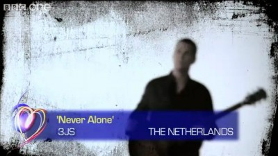 "The Netherlands - ""Never Alone"" - Eurovision Song Contest 2011 - BBC One"
