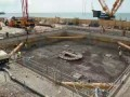 Brighton i360 Second Concrete Foundation Pour