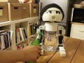Robot Drinky: Drinking Robot