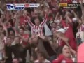 Amazing! Southampton fan spotted asleep just before going 2-1 up v Manchester United