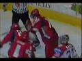 Kovalchuk's golden goal - Russia wins 2008 World Champ