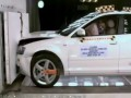 Crash test Audi A3 2006 - front 40km/h
