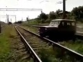 UAZ CRASH TEST 2017 EPIC FAIL WISH TRAIN