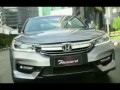 Honda Accord 2017 обзор #accord