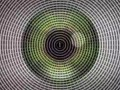 The best optical illusion, with the effect of hallucinations 2016