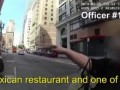 LAPD Rubber Bullets vs Man With A Knife