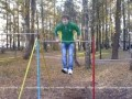 Супертрюки на турнике начало. Horizontal bar supertricks