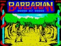 Barbarian (ZX Spectrum) - Music theme