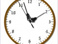 free-flash-clock-59_фигурные