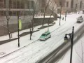 Crazy car pileup on Beaver Hall, Dec 5